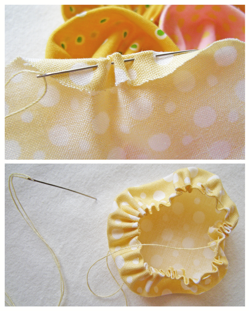 Цветок из ткани лоскутки,цветы,шитье
