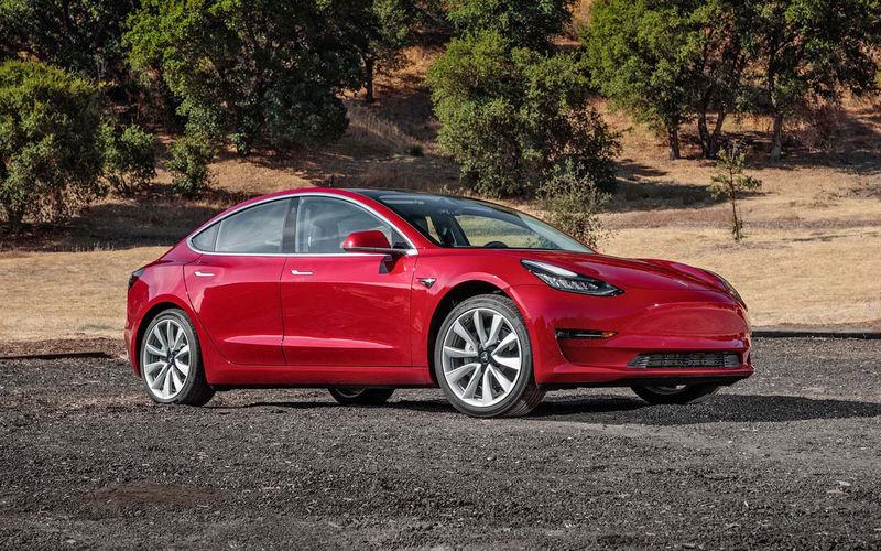 Сюрприз: Tesla продает больше, чем Mercedes-Benz и BMW марки и модели