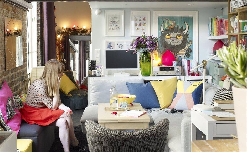 Квартира в Париже 35 кв.м.