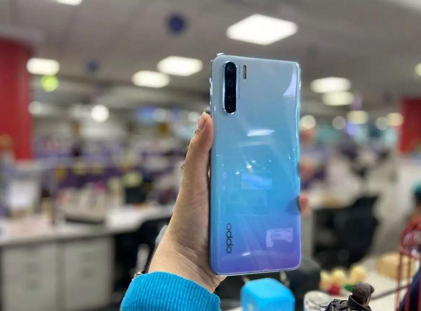 Началась отправка обновления до Android 10 на смартфоны OPPO F15 и OPPO A91