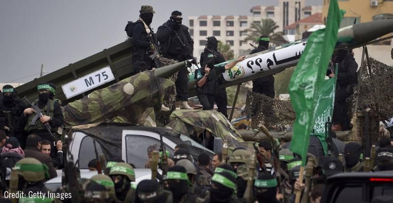 Угроза с воздуха: неуправляемые ракеты и БПЛА палестинских формирований оружие