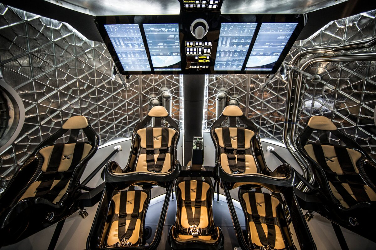 Чем Crew Dragon отличается от «Союза» и есть ли революция в космонавтике с его появлением? Dragon, будет, объём, скорее, Собственно, корабля, система, человек, эксплуатации, корабль, минимум, небольшой, лунных, американцев, пилотируемых, когда, наличие, рамках, более, герметичный