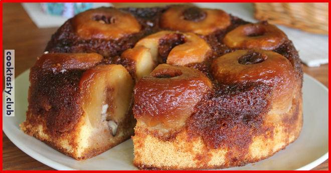 Яблочный пирог – самый популярный пирог во всём мире