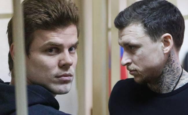 Футболистам, избившим кураторов проекта «Кортеж», вынесли сроки автоновости,Россия