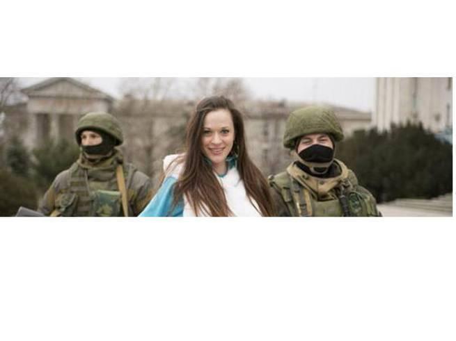 18 марта -ДЕНЬ КРЫМА // Виолетта Крымская