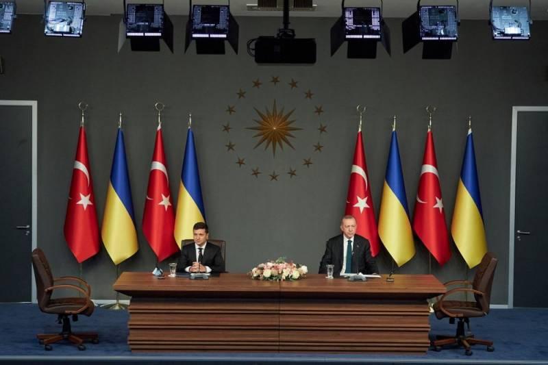 Украинские СМИ: Эрдоган сделал последнее предупреждение Путину через Украину Эрдоган, будет, Украины, Анкара, Турция, Украине, Зеленским, поддерживать, время, Турции, татар, Украину, вместе, полуострова, крымских, лидер, турецкий, России, Также, возвращения