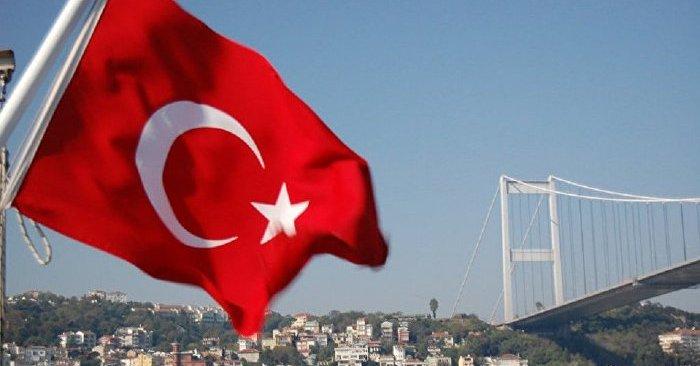 Задержанный турецкий полковн…