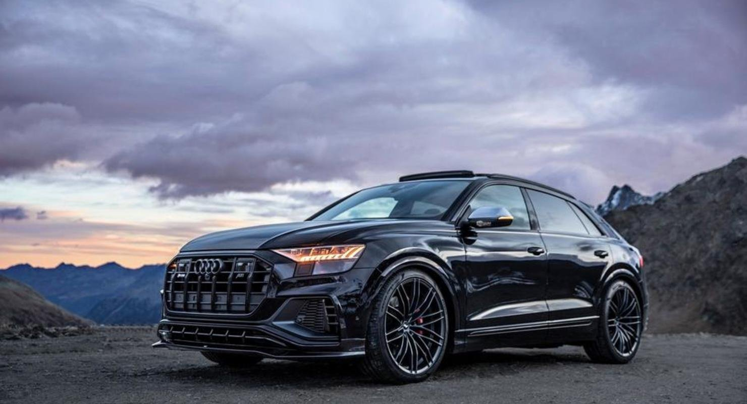 Audi SQ7 и SQ8 прокачали до 650 лошадиных сил с помощью чипа Автомобили