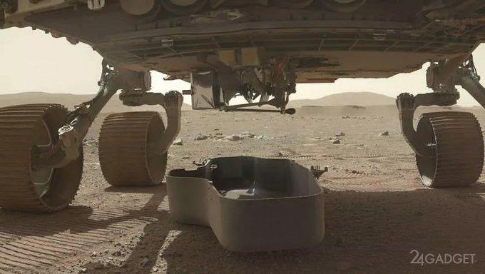 Часть самолета братьев Райт «полетит» над поверхностью Марса видео,гаджеты,наука,роботы,техника,технологии,электроника