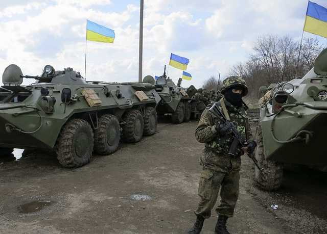 Украинским военным разрешили забирать транспорт не только в «красных» зонах, но и в городах Донбасса