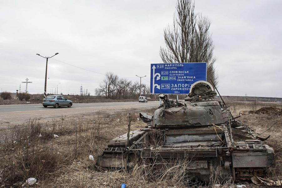 Три варианта решения конфликта в Донбассе
