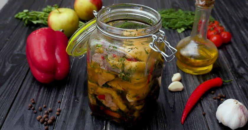 Маринованный язык: деликатесное блюдо своими руками
