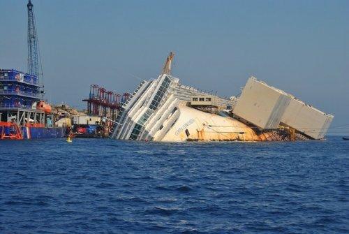 Любопытные факты о крушении Costa Concordia