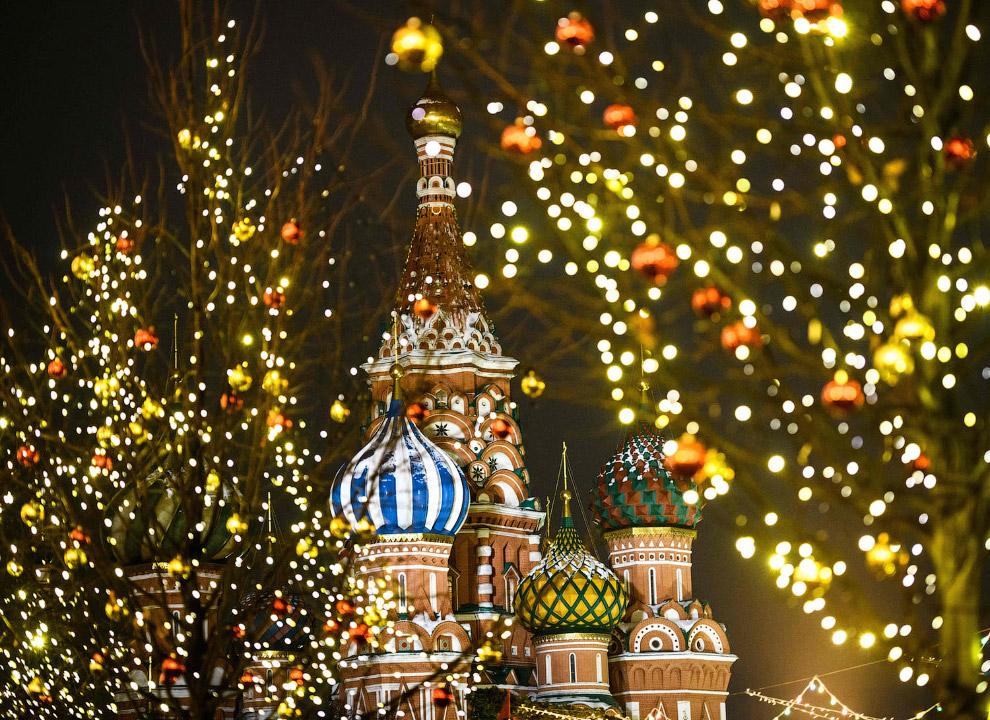 В Мире Нового года разных городов