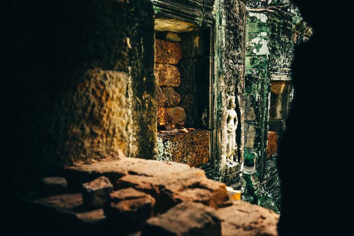 Заброшенные храмы Камбоджи