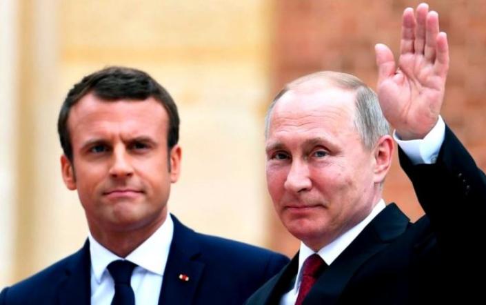 Макрон умоляет спасти старейший орган Европы, который отомрет без России новости,события