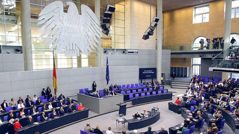 Левые в Бундестаге: время НАТО вышло