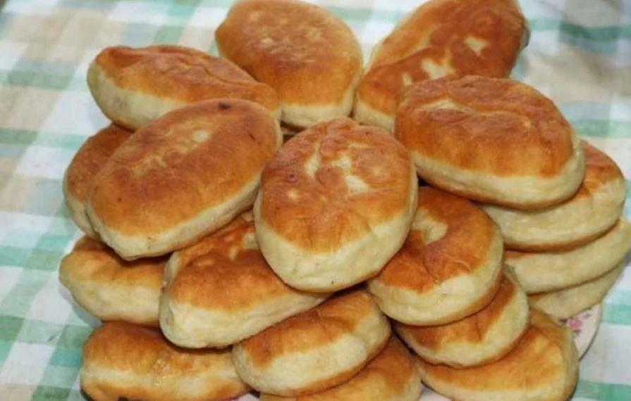 Дивеевские чудные пирожки за 10 минут