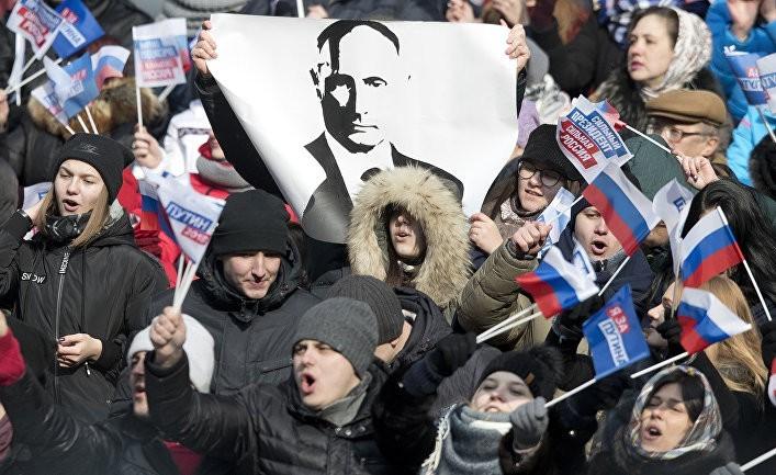 Лучше не раздражай Россию