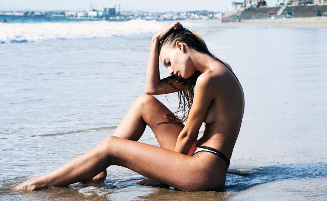 Майя Степпер: прекрасная незнакомка девушки