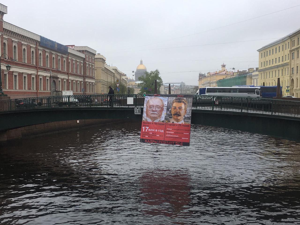 Миллионеру не быть коммунистом: актив КПРФ в Петербурге выступил против Бортко