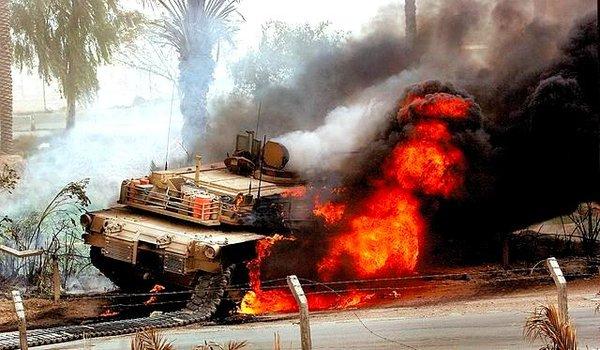 Турция: «Танки горят?» - Россия: «Горят, как спички!»