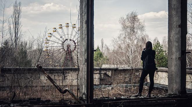 Самые страшные фото Чернобыля