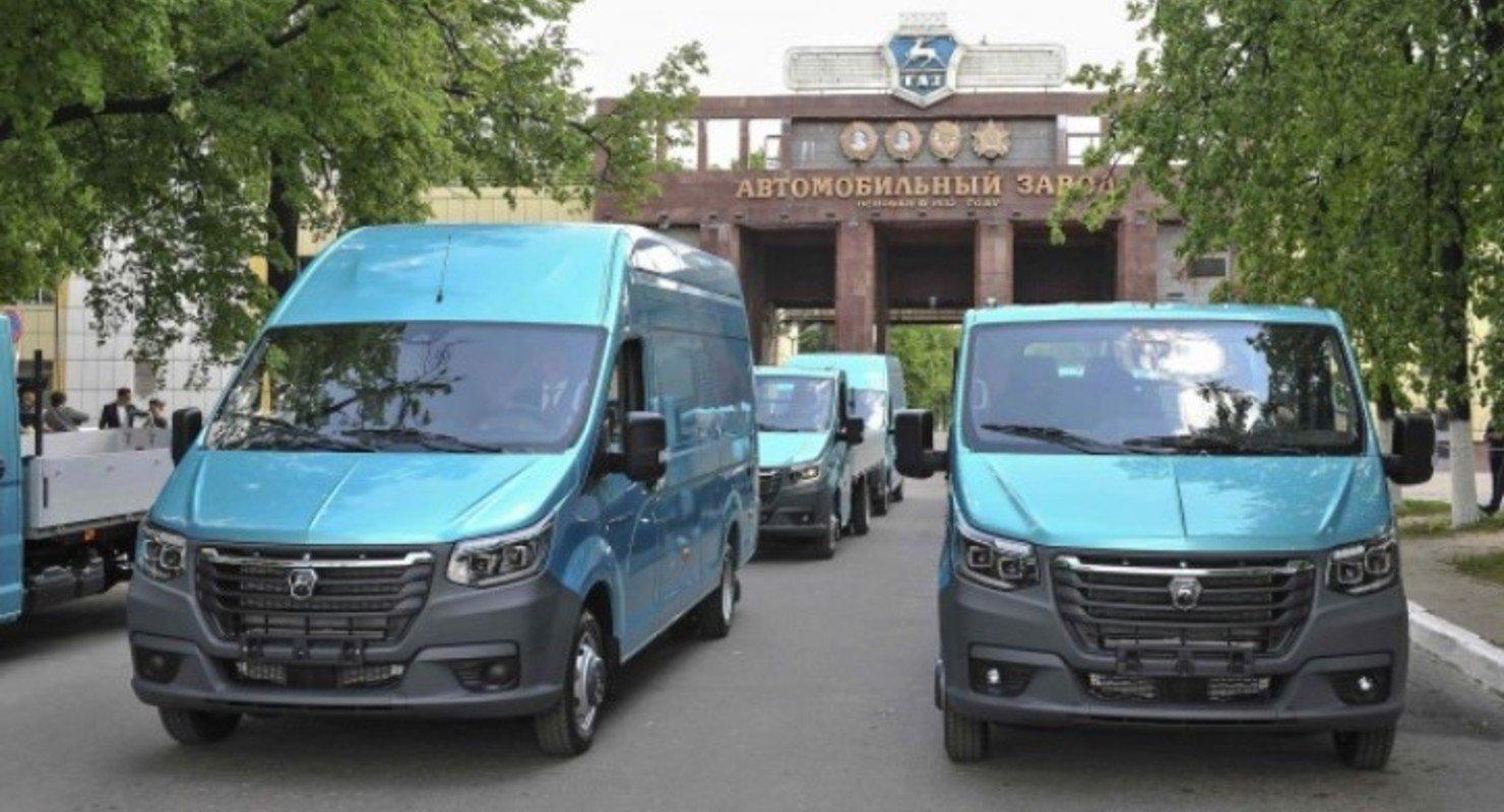 ГАЗ начал производство «ГАЗели NN» Автомобили