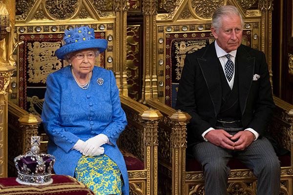 Елизавета II подобрала себе …