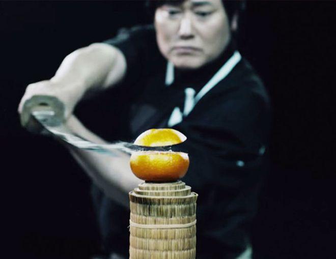 скоростной самурай