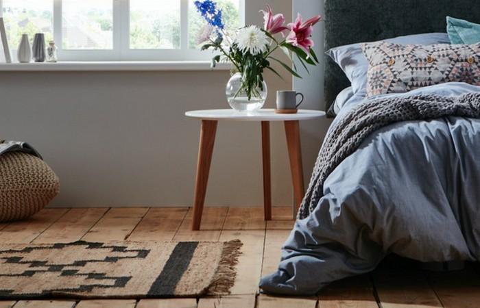 Ваби-саби и несовершенная кровать.