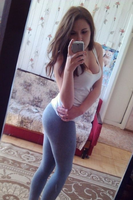 Естественная красота милых девушек