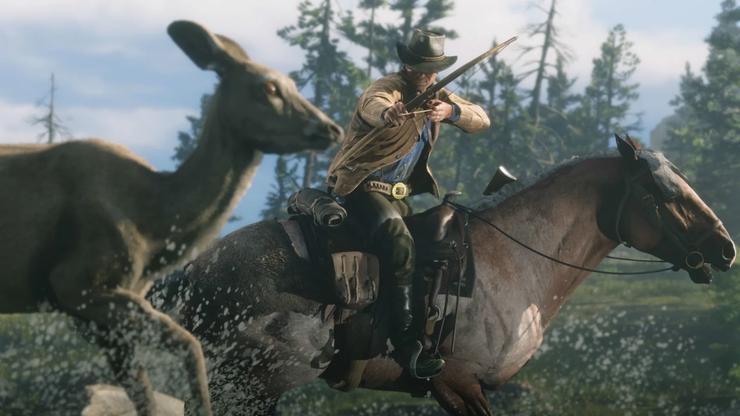 Rockstar разберётся с проблемой, связанной с исчезающими животными в Red Dead Redemption 2