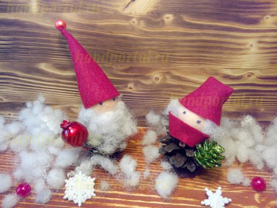 Оригинальные новогодние поде…