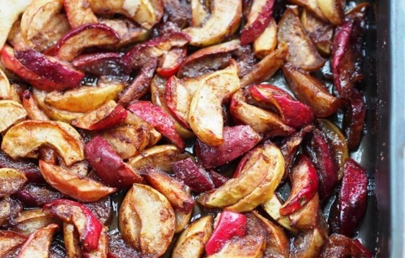 Готовлю детям на зиму сухое варенье из яблок. Они забыли, что такое конфеты десерты,заготовки