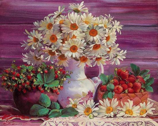художник Ирина Романова-Лоренц (Ira Rom-Lorenz) картины – 27