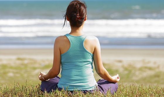 Практикуйте медитацию