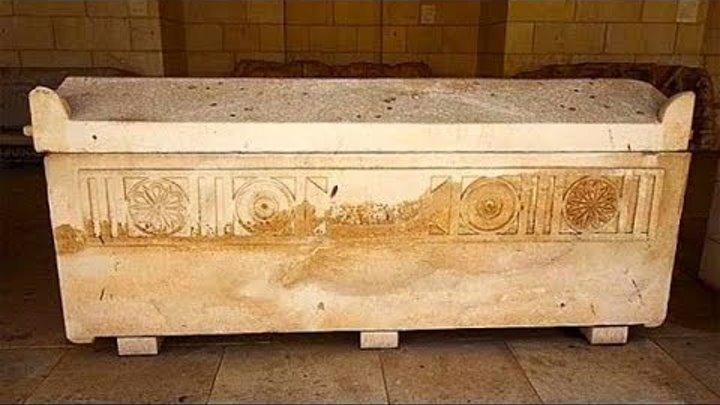 800 миллионов лет в земле: вскрыли доисторический саркофаг