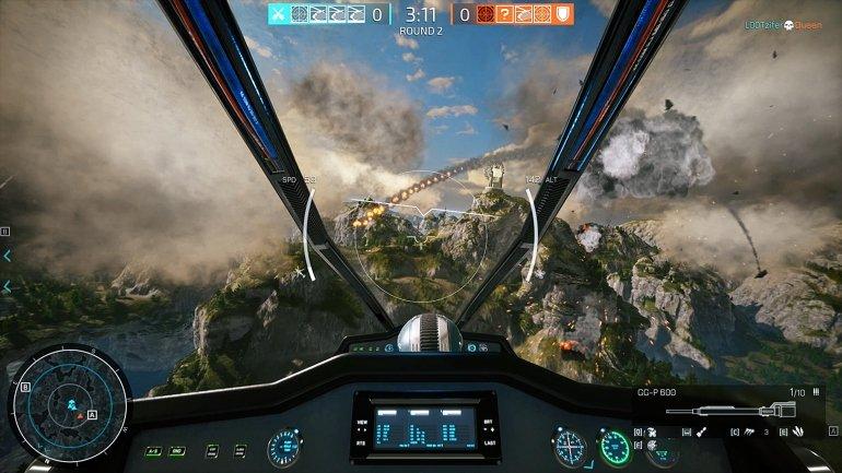 Стартовал бета-тест вертолетного шутера Comanche comanche,анонсы,Игры,Шутеры