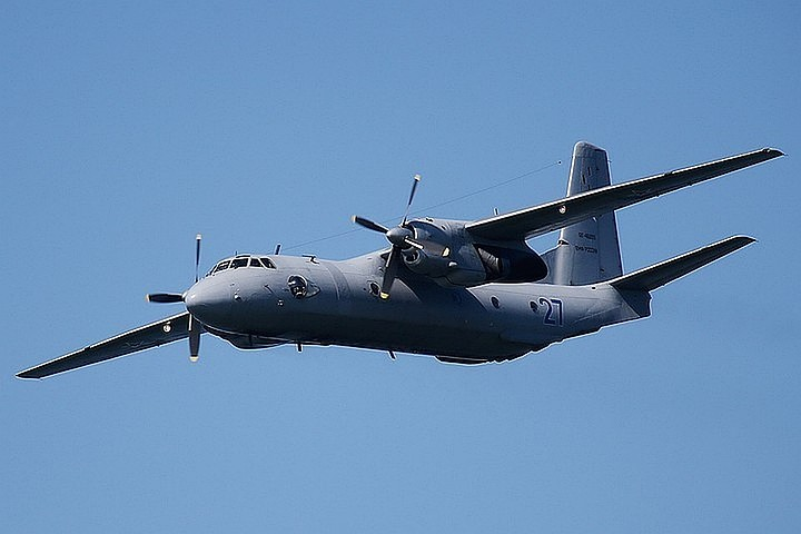 СМИ назвали возможную причину крушения Ан-26 в Сирии