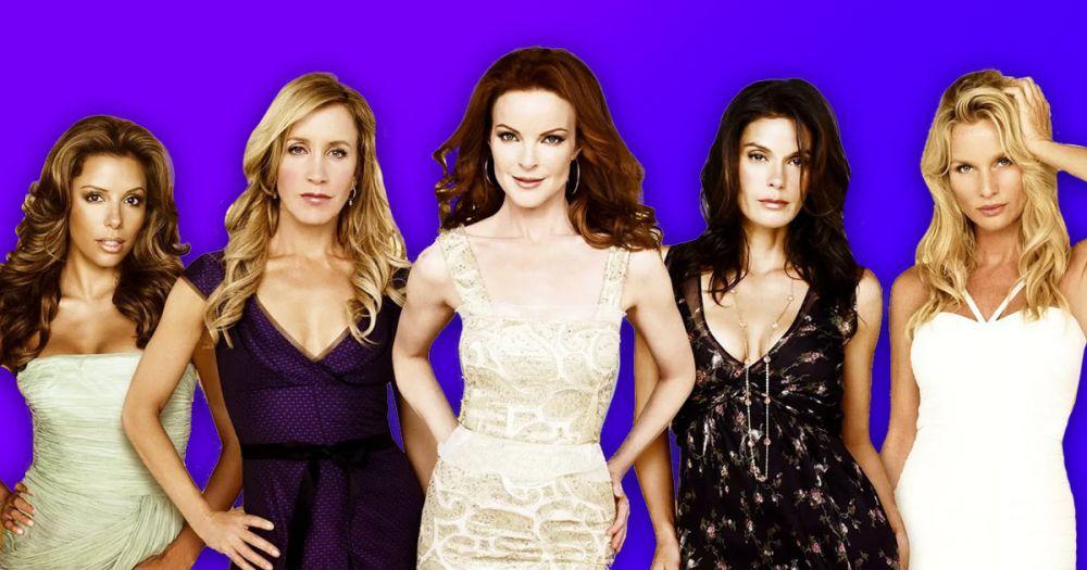 Вот как сейчас выглядят эти 8 актеров сериала «Отчаянные домохозяйки»