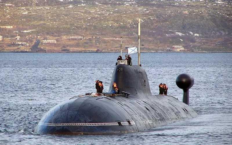 Российские субмарины смогли …