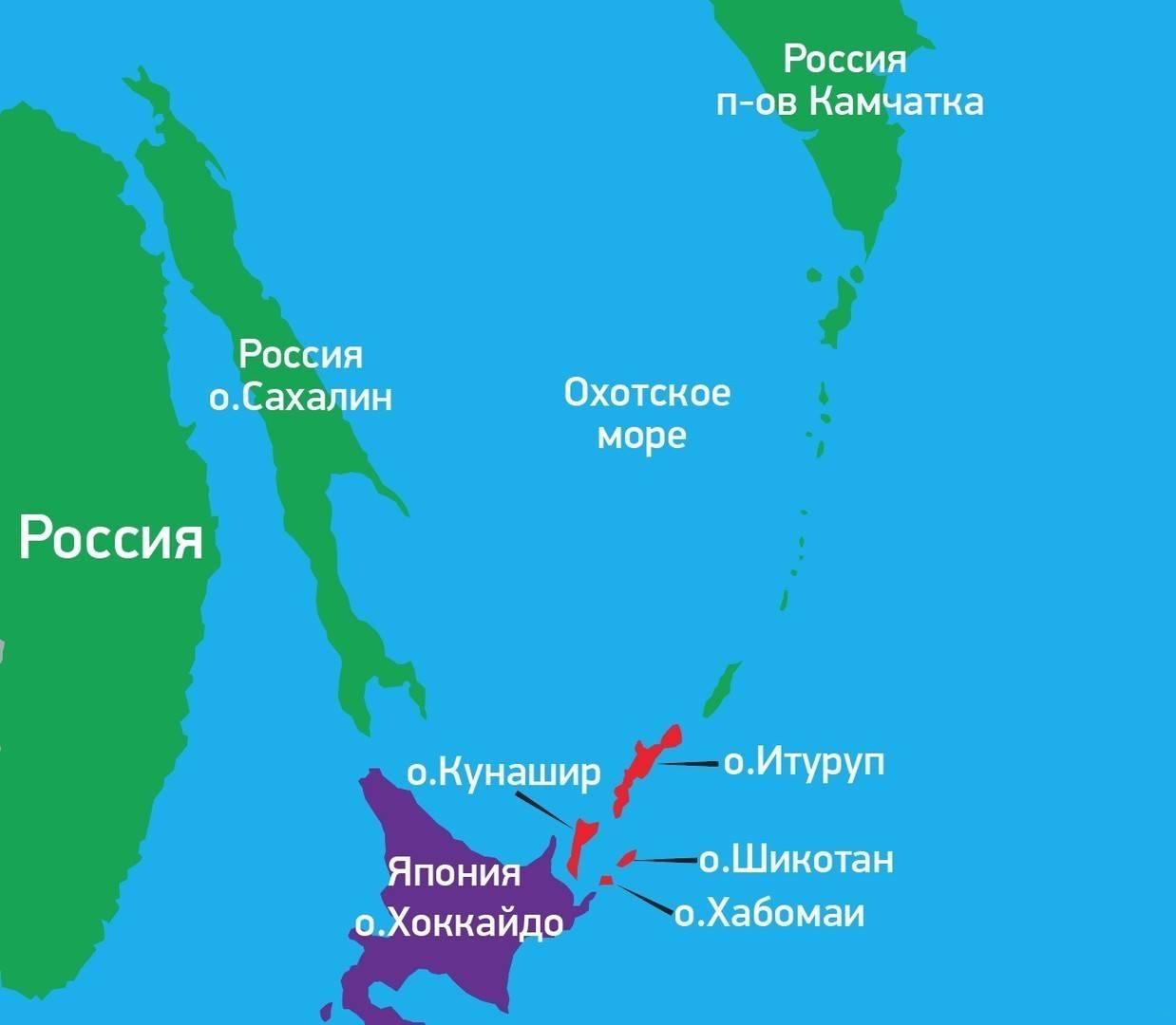 В МИДе объяснили слова Лаврова о готовности передать два курильских острова Японии Курилы,политика,Россия,россияне,япония