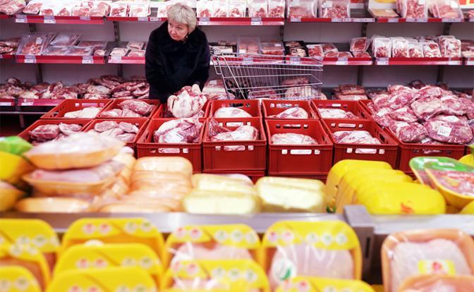 Минфину показалось, что мясо в магазинах стоит слишком дешево