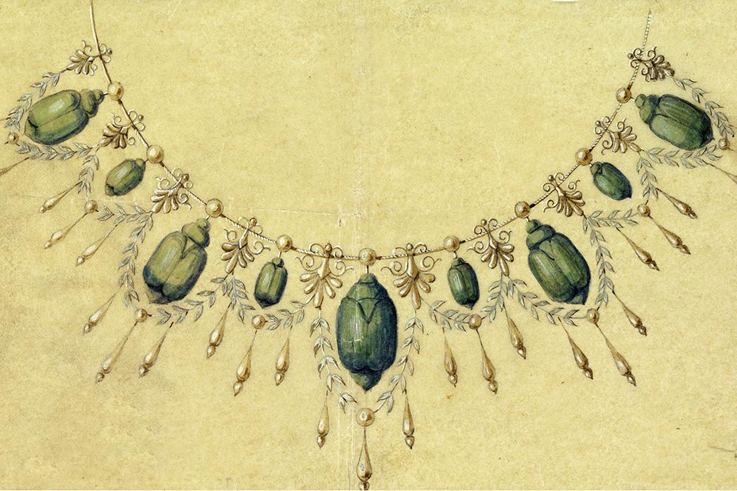 Викторианцы, жук и мода