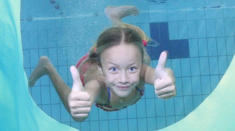 Умение плавать - навык приносящий удовольствие