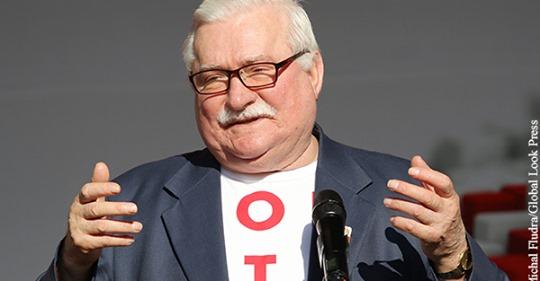 Валенса рассказал о «выбивших советскому медведю зубы» поляках