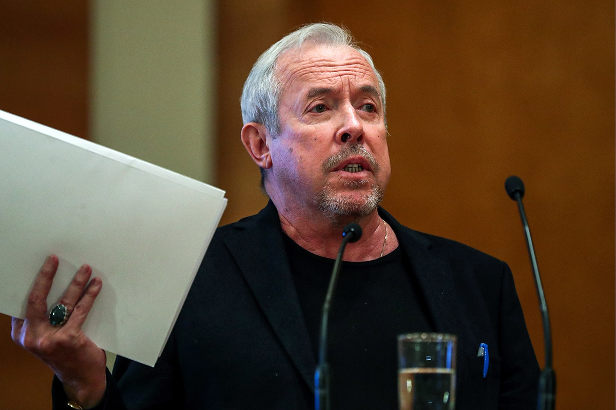 Макаревич признался, за что раскритиковал книгу Стингрей о русском роке