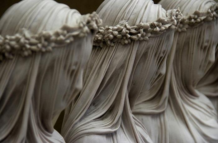 Raffaelle Monti. The Bride, 1847 г.