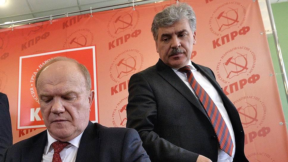 Егор Кончаловский: «В КПРФ ошиблись с кандидатурой на пост президента»